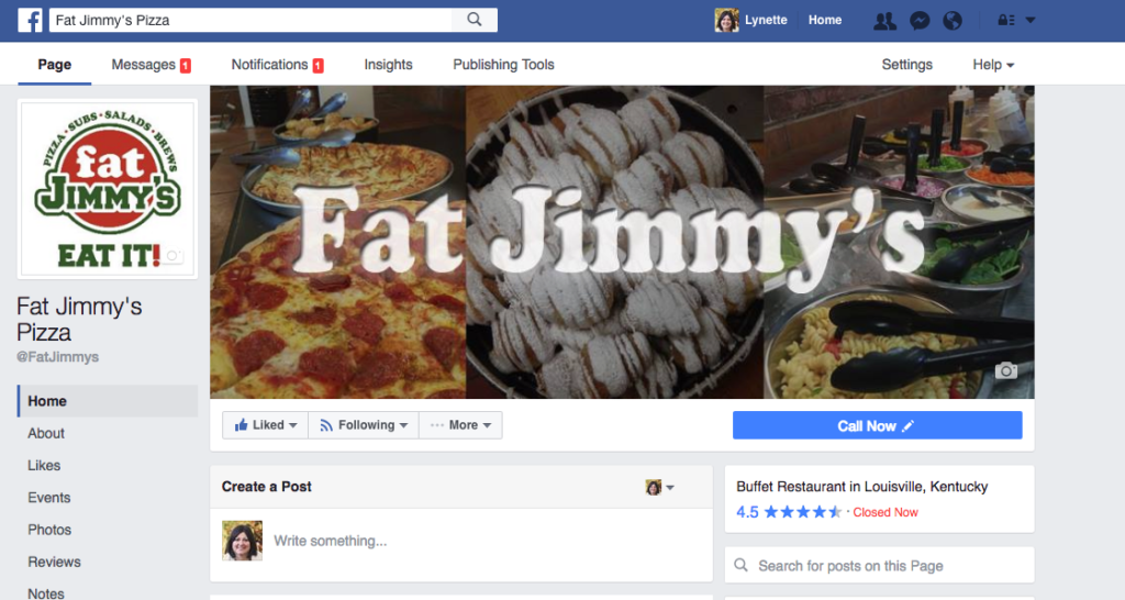 Fat Jimmy S Pizza 102